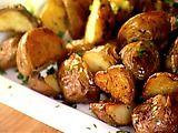 Barefoot Contessa Garlic Roasted PotatoesGarlic Roasted Potatoes, Olive Oil, Side Dishes, Garlic Potatoes, Potatoes Recipe, Barefoot Contessa, Roasted Garlic, Ovens Roasted Potatoes, Ina Garten