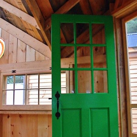 Bayside - An interior shot showing this light filled tiny house