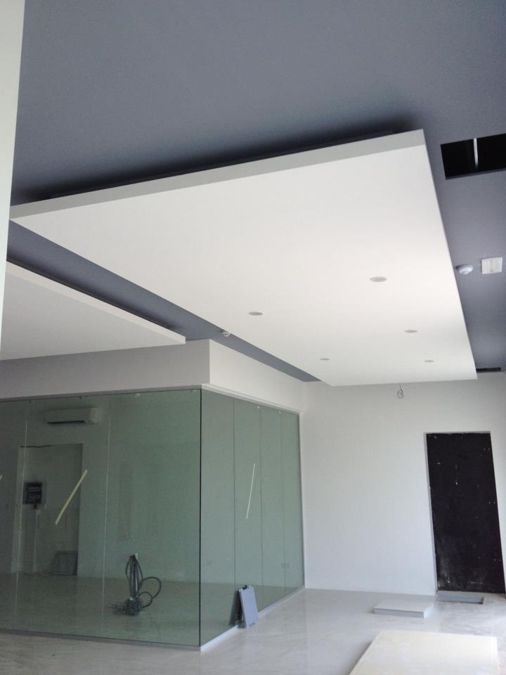 ceiling gypsum