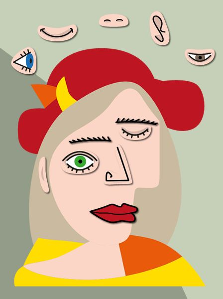 Picasso: Woman