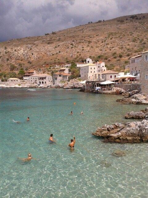 Limeni Village in Greece
