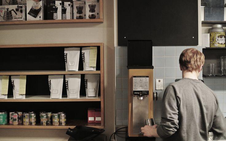 Mocca kaffebar - Frogner, Oslo
