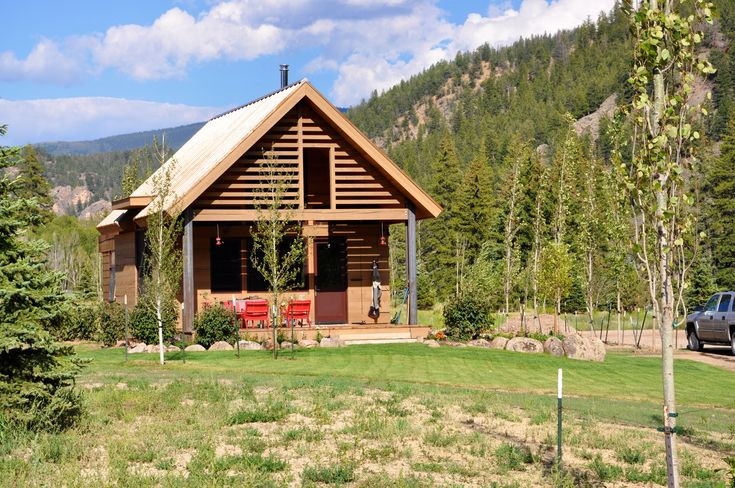 Images of cabins in the mountains mountain cabins sale for Colorado mountain home plans