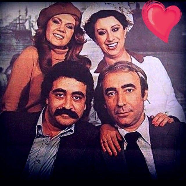 Nevra Serezli, Perran Kutman, Levent Kırca, Şener Şen / Ne Olacak Şimdi / 1979