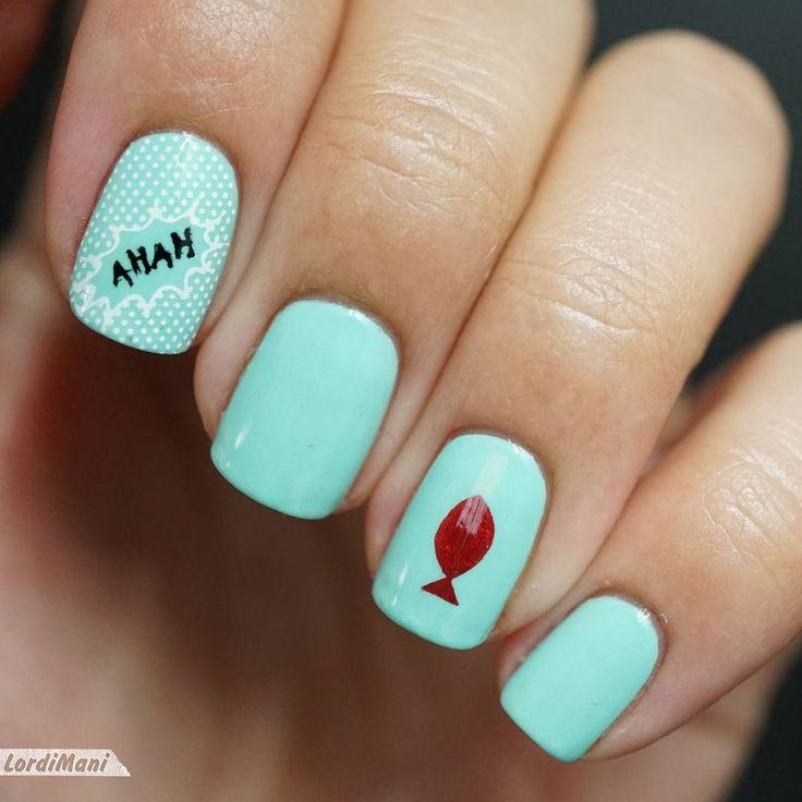 72 best [2017] Manucures images on Pinterest | Manicures, England ...