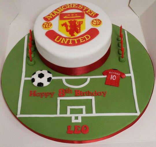 Happy Birthday Cake For Manu