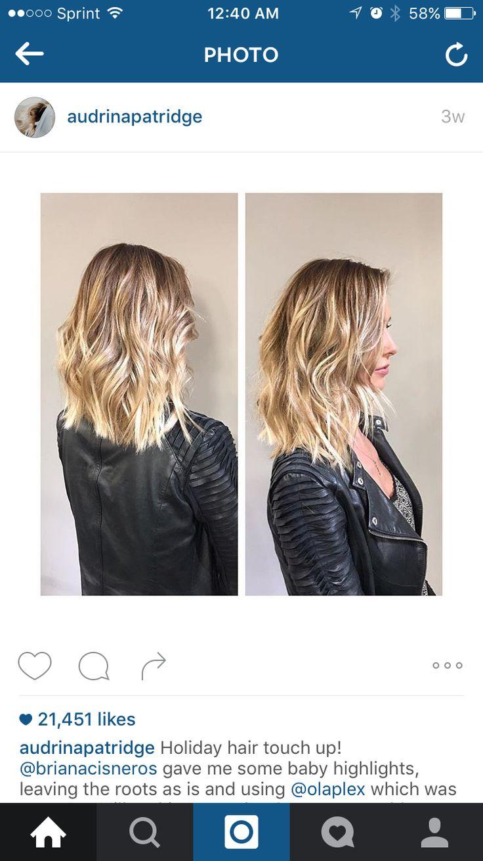 101 Best Audrina Patridge Images On Pinterest Braids Hairdos