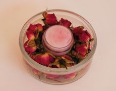 Moisturizing lip balm with Shea Butter or Cocoa Butter. Delicious Coconut flavor.