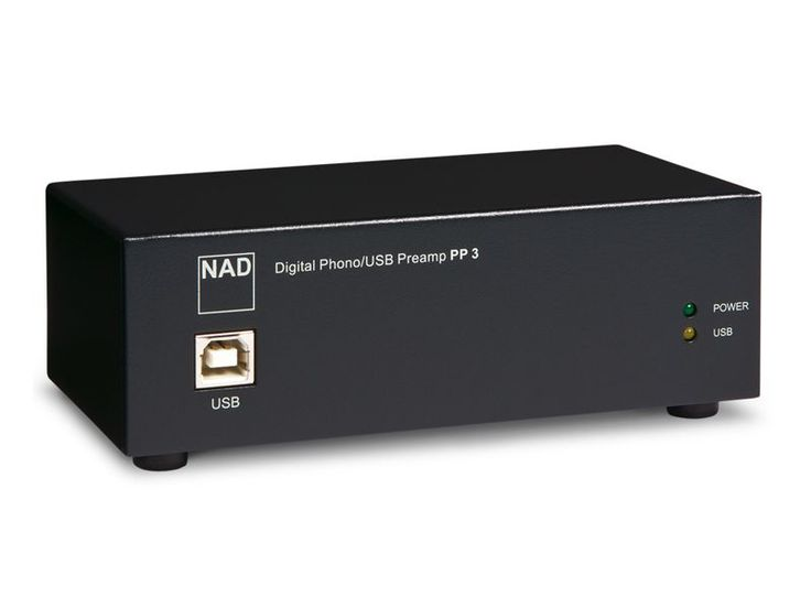 NAD PP3 Digital review   This budget phono stage includes a USB output for hooking up to your PC Reviews   TechRadar