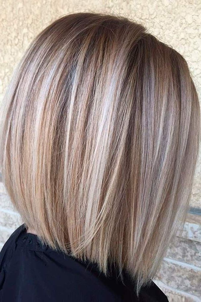 Medium Bob Hairstyles 2019 Hairstyles For Women Over 40 5