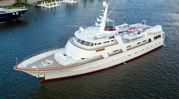 Hargrave Expedition Yacht for Sale
