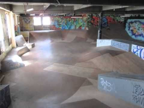 Ring Of Fire Indoor Skatepark (Braybrook) - Skate & BMX -