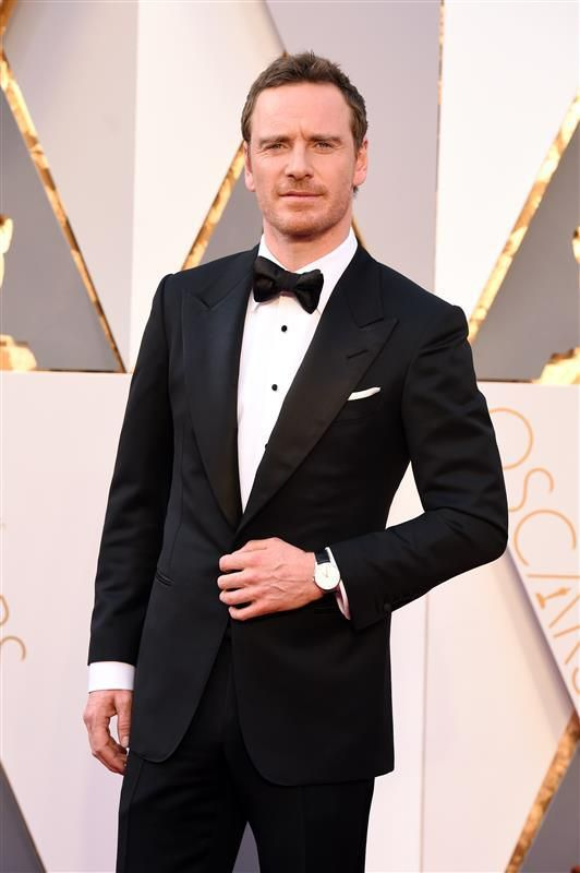 Michael Fassbender's Tom Ford suit 2016 Oscars - Fashion hits and misses from the 2016 Oscars