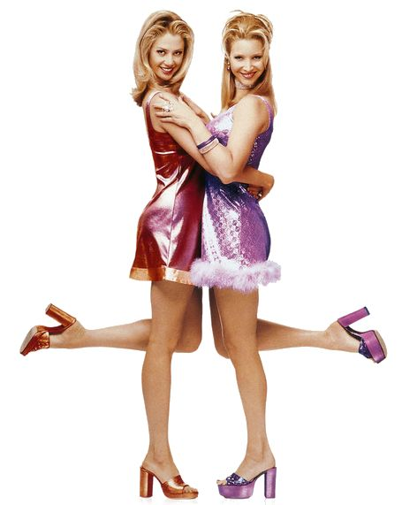 Romy and Michele would be such a fabulous Halloween costume, if only I had a friend and a place to go on Halloween.    ♥ ♥ ♥