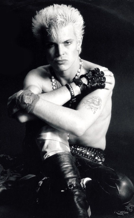 ❣ Billy Idol❣