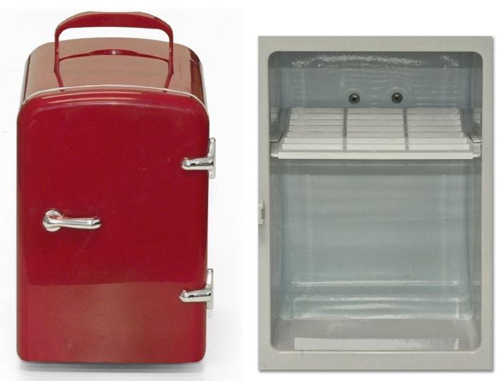 Portable Mini Fridge Cooler