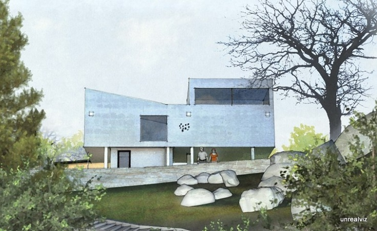 Farma Dalaker - unrealviz - rendering
