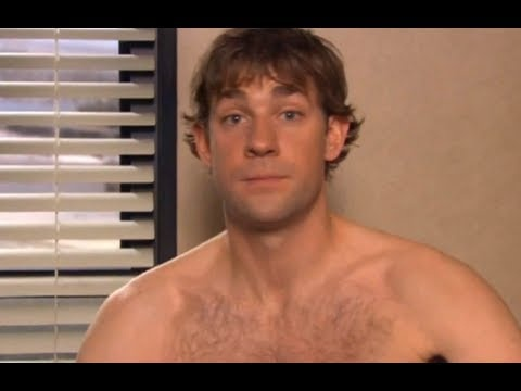 All of Jim's bloopers! :) His laughing face is great!