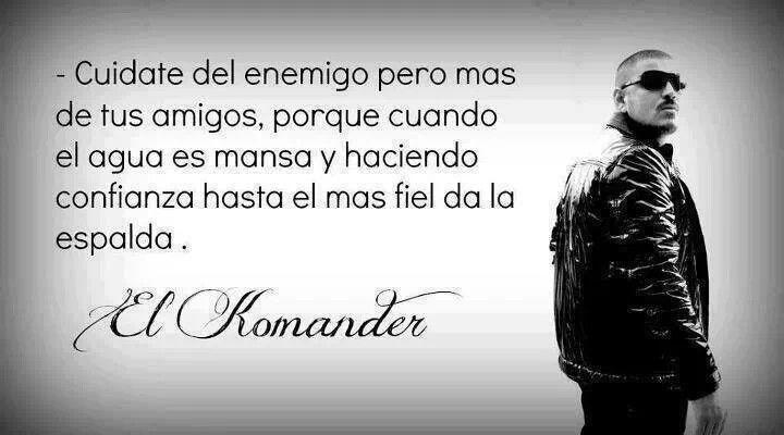 spanish saying el komander spanish sayings pinterest