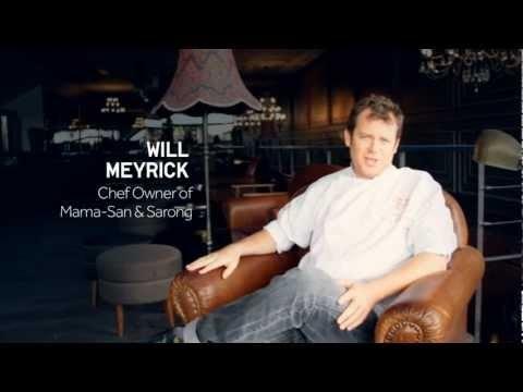 Will Meyrick: The Man Behind Mama San Restaurant in Bali