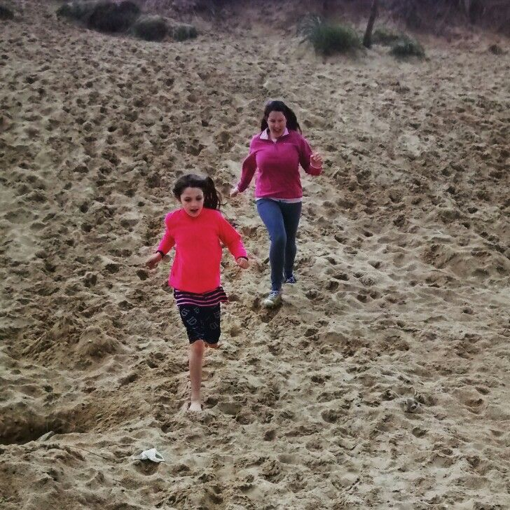 Sand dune races, Brancaster Beach, Norfolk.