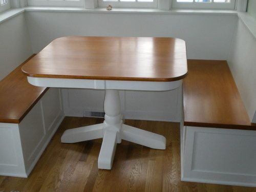 17 Best Ideas About Kitchen Booth Table On Pinterest Kitchen Booths Kitche
