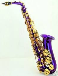 Saxaphone, now that's a pretty sax.