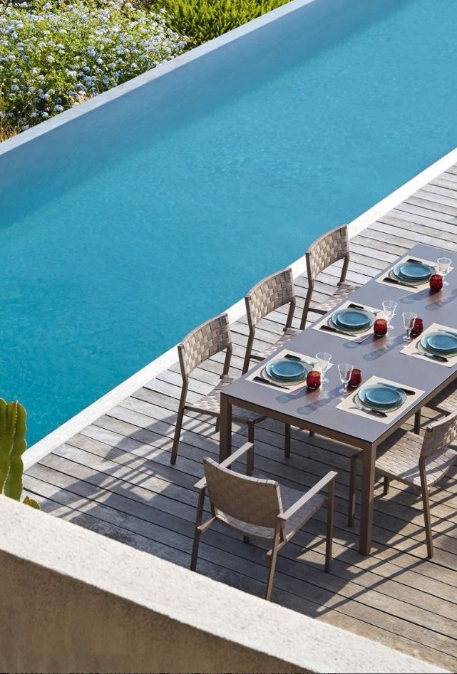 Pheniks Collection: Vintage Meets Modern Sifas For Your Outdoor. Pool  FurnitureOutdoor FurnitureFurniture IdeasSwimming ...