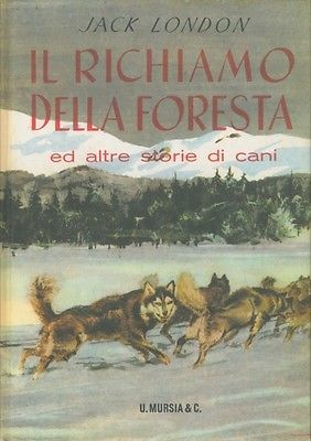 LONDON Jack -  Il richiamo della foresta ed altre storie di cani. Illustrazioni