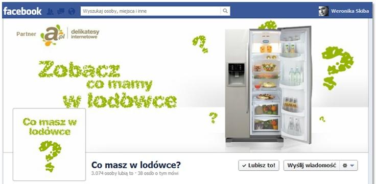 Co masz w lodówce?