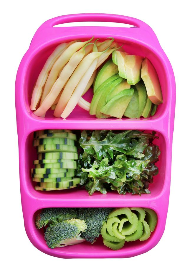 These lunch containers are all so adorable, you'll actually have fun packing your healthy lunch.