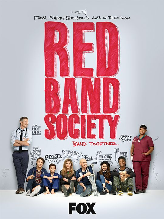 Red Band Society (2014-2014) http://www.cryptoseries.fr/index.php/antre-de-la-crypte/item/545-red-band-society