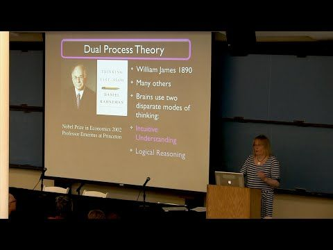 "▶ Dual Process Theory - YouTube Monica Anderson is CTO and co-founder of Sensai Corporation, founder of Syntience Inc., and originator of a theory for learning called ""Artificial Intuition"" that may allow us to create computer based systems that can understand the meaning of language in the form of text. Here she discusses Dual Process Theory, The Frame Problem, and some consequences of these for AI research."