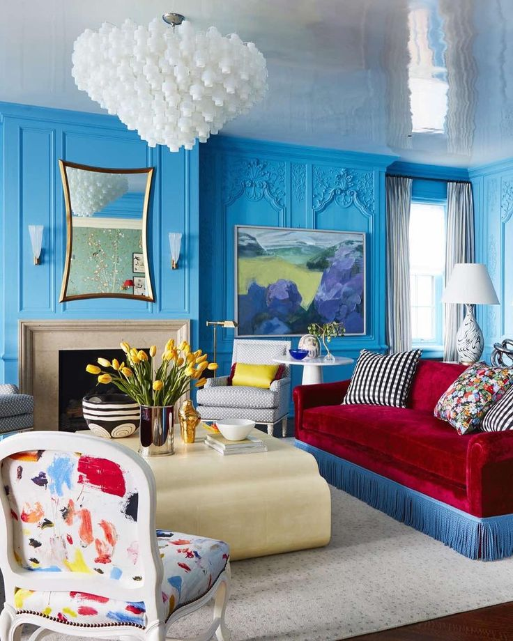 320 best color my world images on pinterest wall colors for Summer thornton design