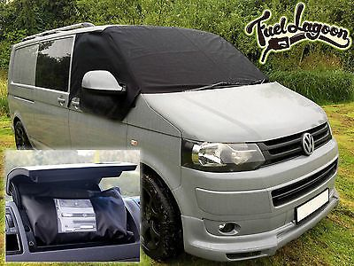 Deluxe VW Transporter Van T5 Window Front Screen Curtain Wrap Cover Windowscreen | Car Covers & Tarpaulins | Car Accessories - Zeppy.io