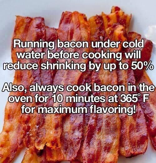 Tip For Cooking Bacon - #Bacon, #Cooking