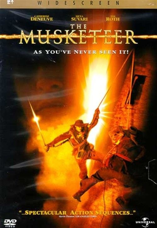 Watch The Musketeer (2001) Full Movie Online Free
