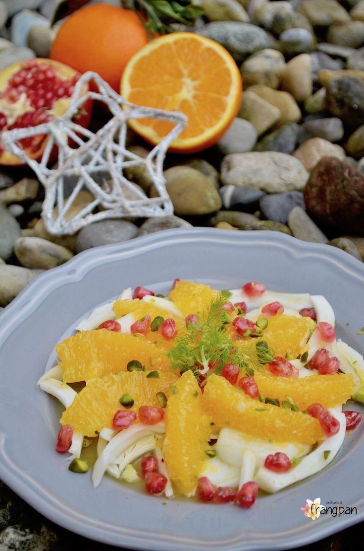 insalata d'arance e finocchi