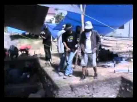 Arkeologi Temukan Reruntuhan Benteng