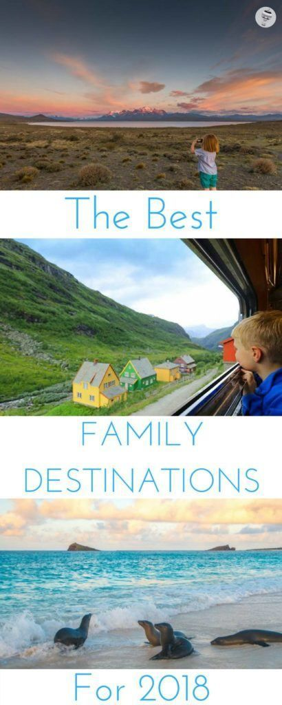 The best family holiday destinations for 2018 as chosen by top family travel bloggers. From Korea to Canada and more!