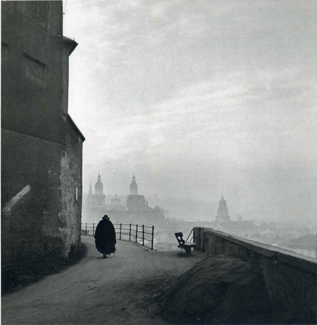 The eternal seeker photographer Ernst Haas (Ernst Haas)