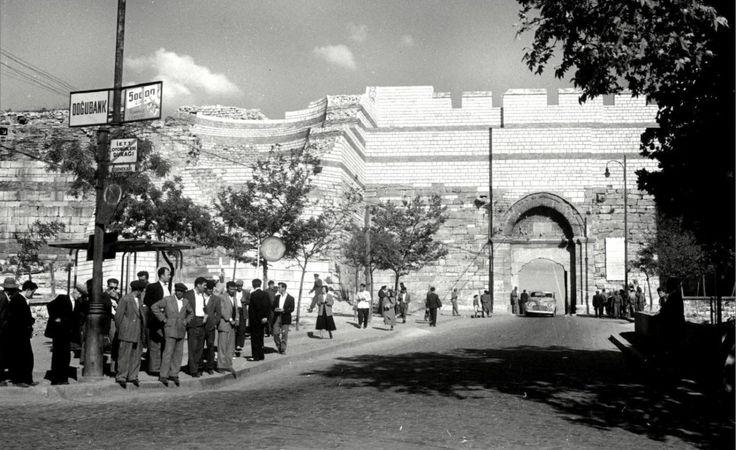 1950'lerde Edirnekapı