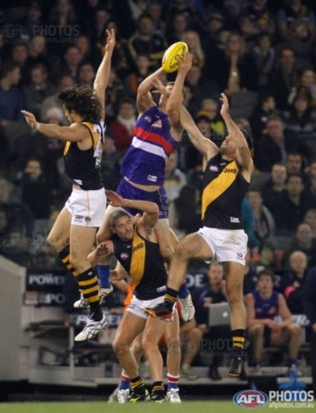 Liam Jones, Western Bulldogs