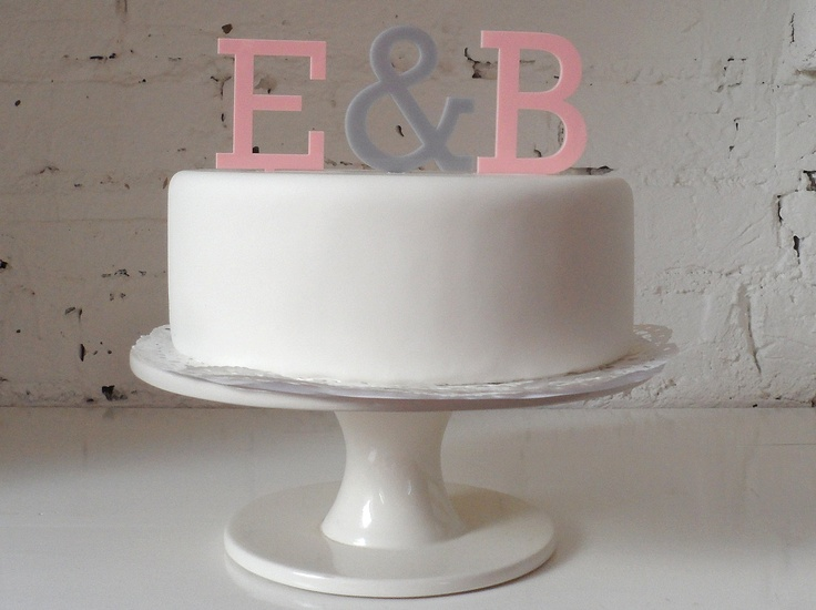 Initials with Ampersand Cake TopperWedding Cake Toppers, Ideas, Initials Cake Toppers, Ampersand Cake, Future, 13 99, Grey Ampersand, Etsy Shops, Letters Cake