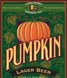 Pumpkin Lager Beer