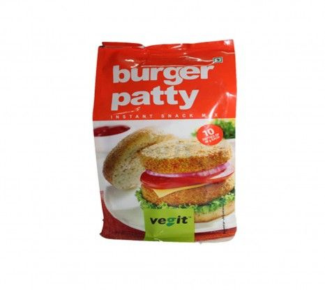 Vegit Burger Patty Instant Snack Mix 200g at Rs.50 online in India.
