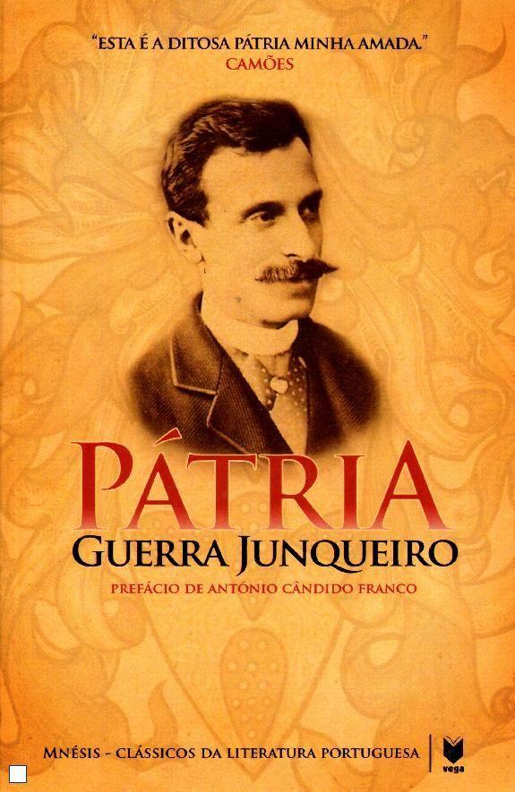 Pátria Editor: Vega Ano de edição: 2010 ISBN: 9789726999522