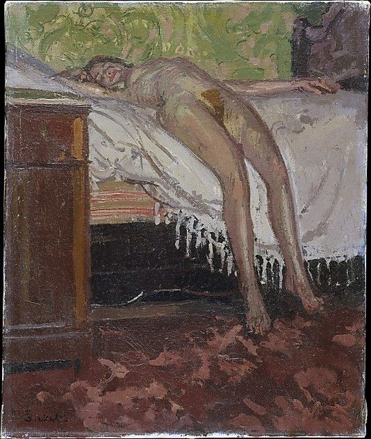La Maigre Adeline, Walter Sickert (1906)