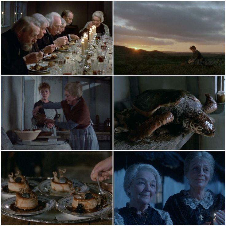 "Babettes gæstebud (1987) ""Babette's Feast"""