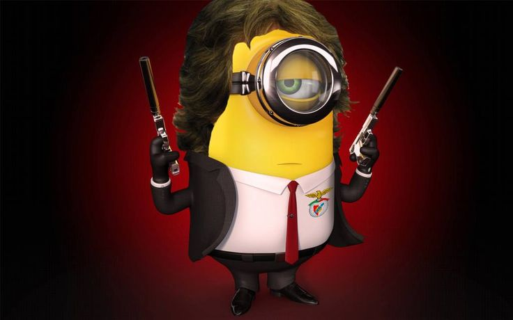 Jorge Jesus minions by minionfootballclubofficial ...